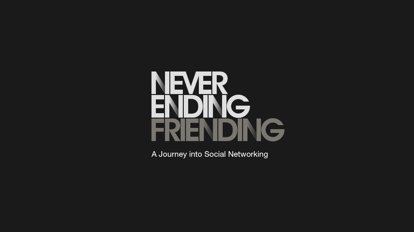 MySpace - Never Ending Friending